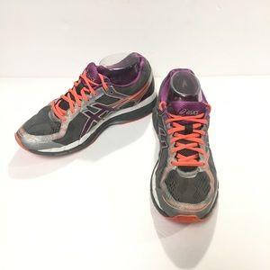 ASICS Gel Surveyor 5 T6B9N Running Shoes Size 9